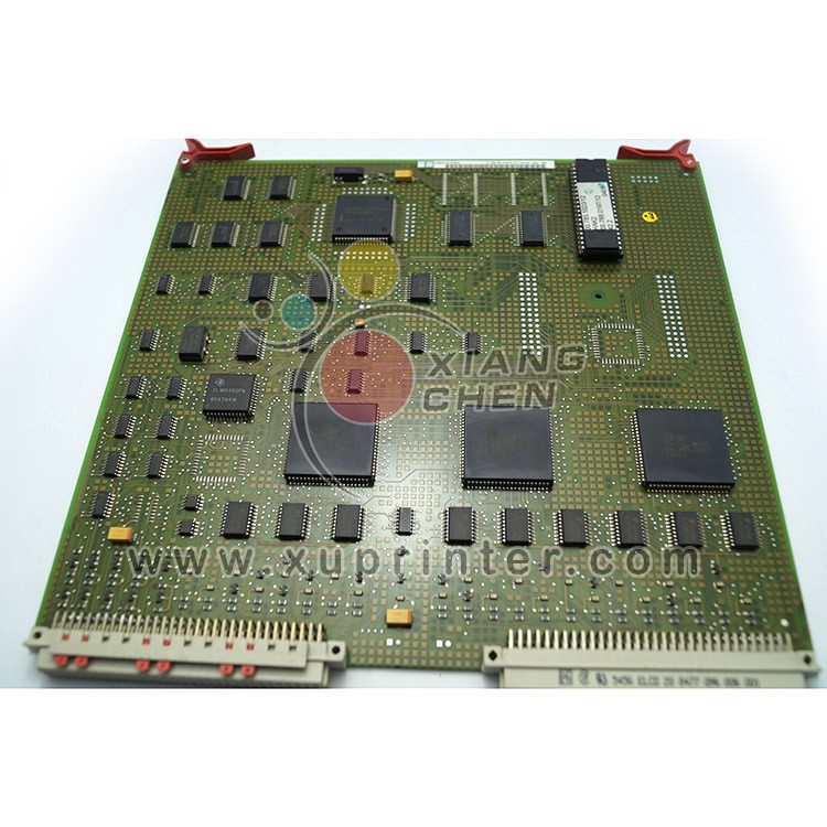 Heidelberg Flat Module HAK2-B-42.1, 00.785.0749, Heidelberg Circuit Board, Heidelberg Offset Press Parts