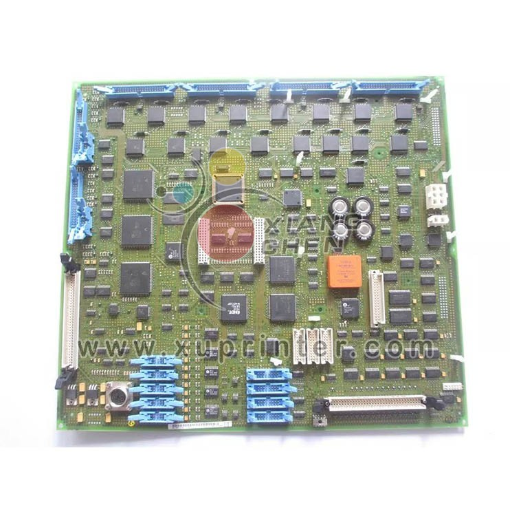 Heidelberg Flat module ZSK2, 00.785.1156, Heidelberg Circuit Board, Heidelberg Offset Press Parts