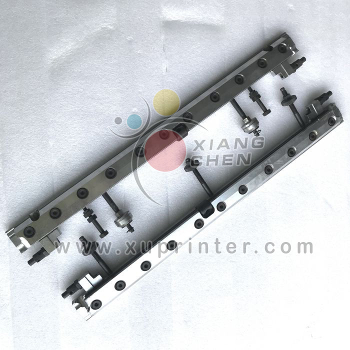 GTO 52 Printing Machine Spare Parts Plate Clamp, Heidelberg Offset Press Parts