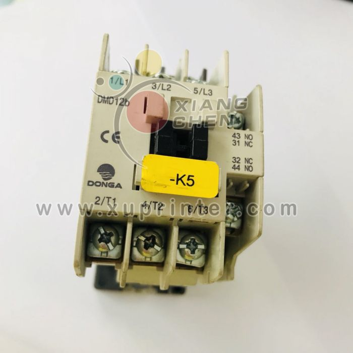 Heidelberg Magnetic Contactor, 090921MO7,  Heidelberg offset machinery parts