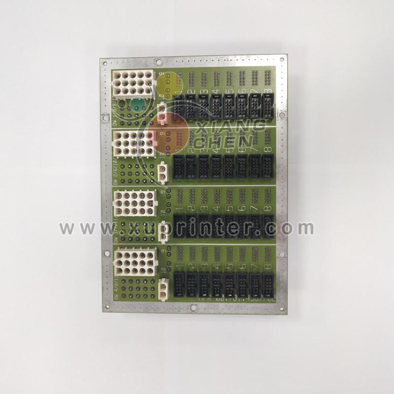 MFK 00.781.4967 / 00.785.0251 Heidelberg Printed Circuit Board For CD102  SM74/102/52  GTO52  XL105  Machine
